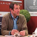 Eduardo Honrubia, Vocal de Educación y Cultura de la Asociación de Vecinos, Consumidores y Usuarios del barrio de Fátima