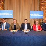 Comité de Alcaldes y Portavoces del PP-CLM en Albacete.