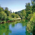 El Parque de la Serranía de Cuenca está bañado por dos grandes ríos, como son el Júcar y el Escabas.