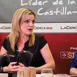 Genoveva Armero, delegada gubernativa de la Corrida de Toros a Beneficio de ASPRONA