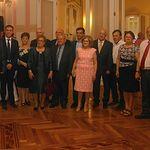 Santiago Cabañero en cena Asociación Hosteleros de Albacete - 27-07-16