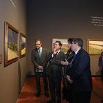 El presidente de Castilla-La Mancha, Emiliano García-Page, ha inaugurado hoy en el Museo de Santa Cruz, la muestra 'Sorolla Tierra Adentro', compuesta por 68 obras de la colección Museo Sorolla y la Fundación Museo Sorolla. (Foto: José Ramón Márquez // JCCM)