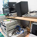 Equipación audiovisual en el Instituto de Desarrollo Regional (IDR)