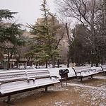 Nieve en Albacete el 20 de enero de 2020. Foto: La Cerca - Manuel Lozano Garcia