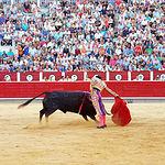 José Garrido - Su segundo toro - 10-09-16.