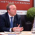 Cásar Jimeno López, responsable de Acción Social de la Dirección Territorial Castilla La Mancha-Extremadura de CaixaBank