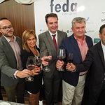 Inauguración stand de FEDA en la Feria de Albacete. Foto: La Cerca - Manuel Lozano Garcia