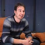 David Leal, socio-trabajador de la Ciudad del Deporte