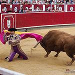 Fotos El Fandi - Feria Taurina - Primer toro - 12-09-18