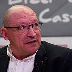 Francisco Gómez Moreno, Técnico de Empleo Cruz Roja Albacete. Foto: Manuel Lozano García / La Cerca