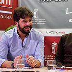 Javier de Esperanza. Foto: Manuel Lozano García / La Cerca