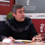 José Julio del Olmo, profesor de Biología y miembro de Ecologistas en Acción