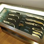 Las navajas albaceteñas gozan de prestigio a nivel internacional. Foto: Museo de la Cuchillería.