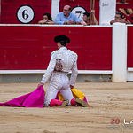 Feria Taurina 2019 - Rubén Pinar - Porta Gayola - Quinto toro.
