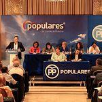 Inauguración de la Jornada de Formación del PP en Albacete.