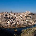 """En 2007, 45.000 castellano-manchegos pudieron disfrutar del programa """"Conocer Nuestra Región"""". Foto: Vista de Toledo."""
