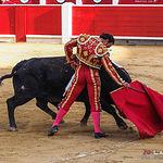 Antonio Ferrera - Su primer toro corrida Feria Taurina de Albacete - 14-09-17