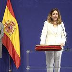 Directora General del Instituto Nacional de la Seguridad Social, Gloria Redondo