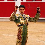 Alejandro Talavante - Su primer toro - 15-09-16