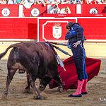 El Juli - Primer toro - Corrida 17-09-17