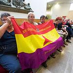 Despedida de los Familiares y Amigos de brigadistas que participaron en las Brigadas Internacionales