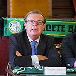 Firma acuerdo entre Albacete Basket, Ayuntamiento y UCLM