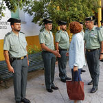 La Subdelegada del Gobierno visita la Comandancia de la Guardia Civil de Ciudad Real.