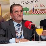Andrés Gómez Mora, presidente de Caja Rural Castilla La Mancha