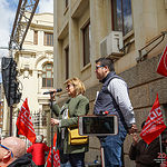 Manifestación Pensiones Dignas Albacete - 15-04-18