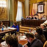 Pleno de la Diputación de Albacete. Foto: Manuel Lozano García / La Cerca