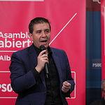 Santiago Cabañero participa en la Asamblea Abierta del PSOE de Albacete sobre pensiones