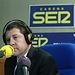 Emiliano García Page en una entrevista en Cadena Ser. Imagen de archivo.