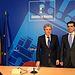 Leandro Esteban informa de los acuerdos adoptados en Consejo de Gobierno 060315. Foto: JCCM.