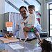 Paco Núñez ejerce su derecho al voto. 26M