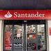 Sucursal Banco Santander. Foto de Archivo