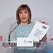 Amparo Torres, vicesecretaria general de Igualdad de la Ejecutiva Provincial del PSOE de Albacete