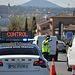 Guardia Civil intensifica controles en la provincia de Toledo para evitar desplazamientos no justificados.