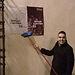 Pegada de Carteles de Unidas Podemos en Cuenca