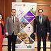 Núñez asiste al acto 120 Aniversario del Colegio Oficial de Farmacéuticos de Toledo.