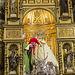 La Virgen de Los Llanos abre su camarín para los niños