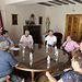 Mariscal anima a los alcaldes pedáneos de Cuenca a que presenten propuestas para mejorar las pedanías
