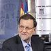 Mariano Rajoy en Moncloa. Foto: Pool Moncloa / Acceso libre.