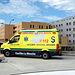 Sanidad y Asuntos Sociales regula la actividad de los ayudantes de conductor de transporte sanitario. Foto: JCCM.