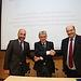 Leandro Esteban. Firma convenio con Consejo General Gestores Administrativos España. Foto: JCCM.