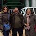 Susana Cabrera visita la provincia de Ciudad Real. Foto: JCCM.