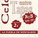 La Puebla de Montalbán estrena la edición Celestina Entre Tapas 2019.