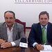 Francisco Núñez destaca el firme respaldo de la institución provincial a las mejoras en las infraestructuras de Villarrobledo