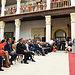 Emiliano García-Page, presidente de Castilla-La Mancha, durante la toma de posesión de su cargo.