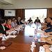La Consejería de Fomento reúne a la Comisión Regional de Urbanismo. Foto: JCCM.