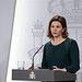 María José Rallo, secretaria general de Transportes y Movilidad. Foto: Moncloa.